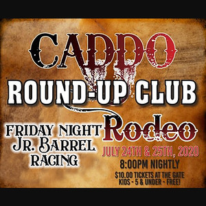 Friday Night Jr Barrel Racing