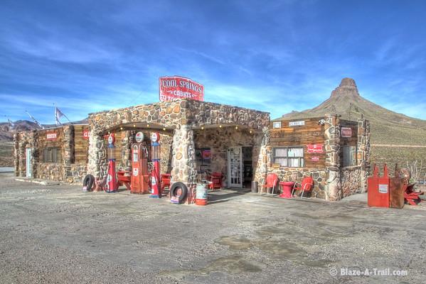 Route 66 (Kingman to Cool Springs & Oatman)