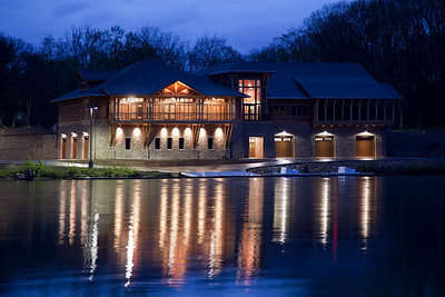 GCRA Boathouse