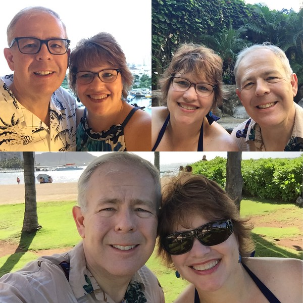 Day of fun for our 30th Wedding Anniversary - 11/12/2018