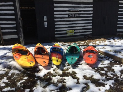 Kayak Stuff - Interest