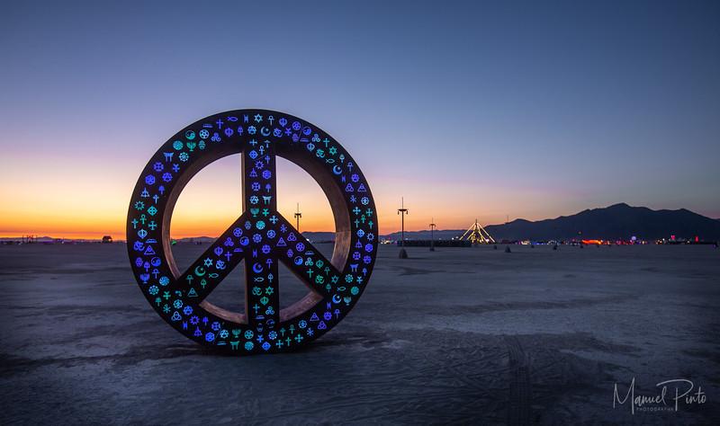 Symbolic Peace