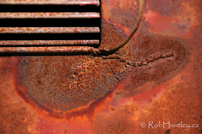 Derelict Cars and Trucks