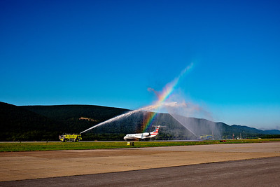 8/18/20 Impact IPT to CLT Inaugural Flight
