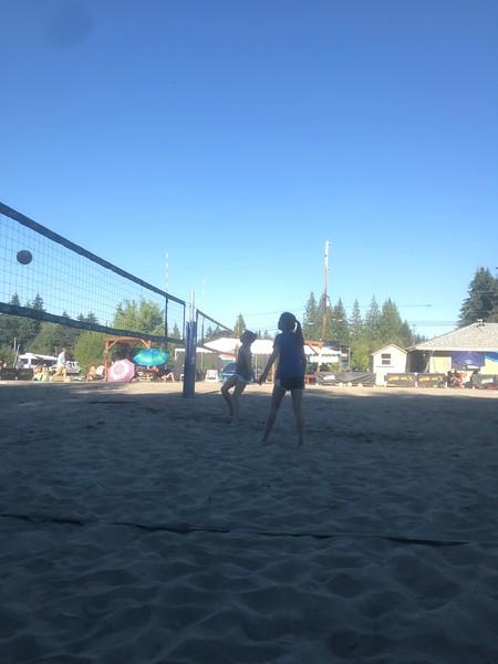 NW Juniors Beach '18