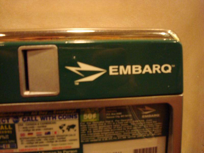 Embarq Payphone