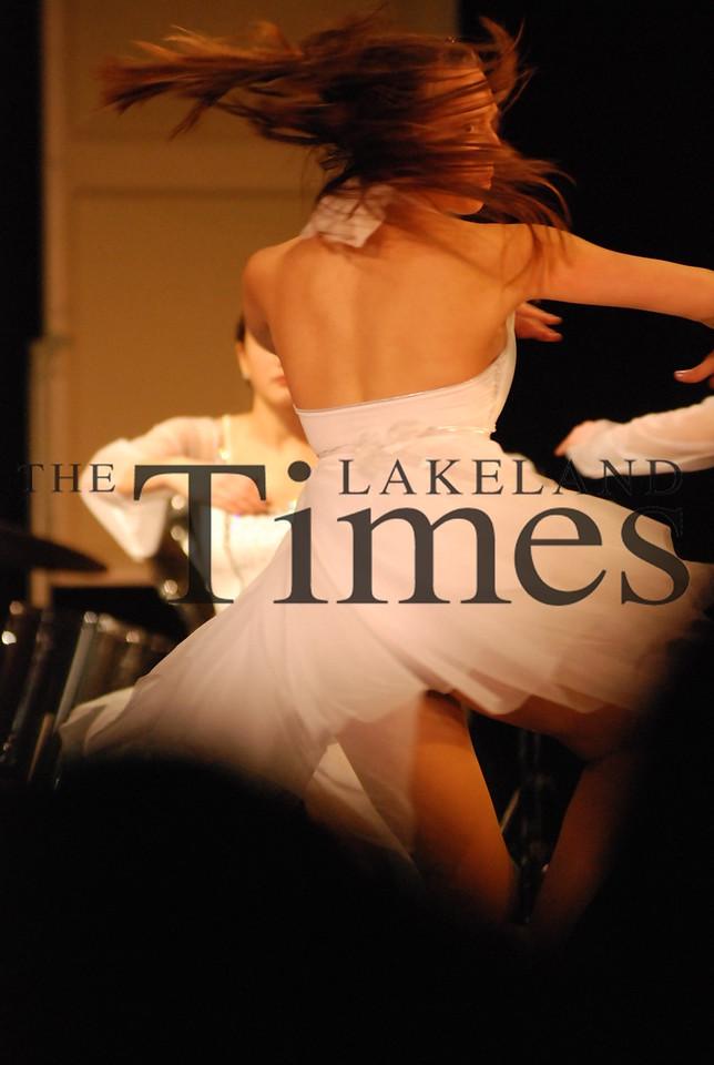 Lakeland Union High School talent show 2011