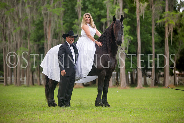 Mystic 2019  - Bride and Groom