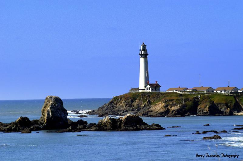West Coast Lighthouse