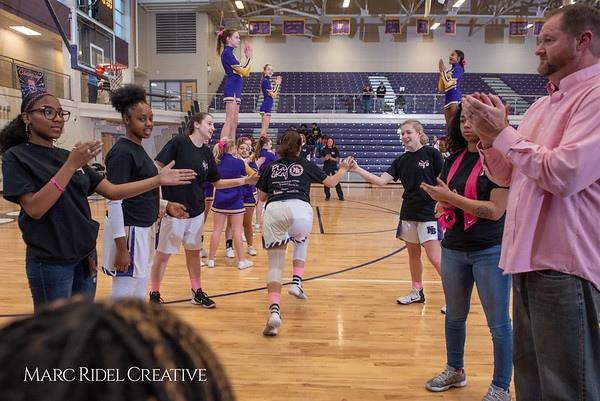 Broughton girls varsity basketball vs Sanderson. Play 4 Kay. January 17, 2019. 750_4267