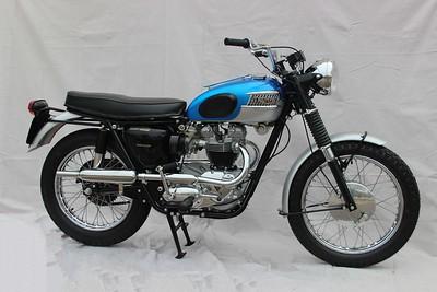 1965 Triumph T120C East Coast Wedlake)