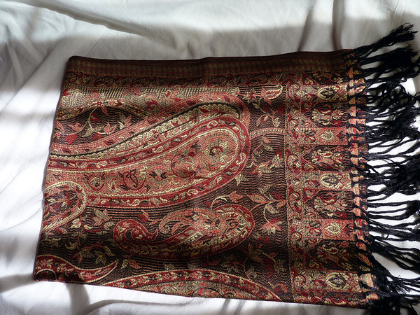2011 AUG Turkey Fabric