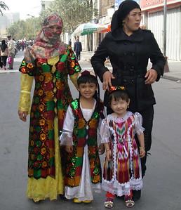 Uighur Hospitality 2009