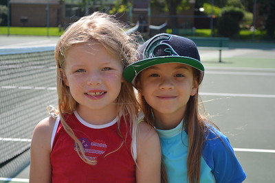 2015 Tennis Summer Camp