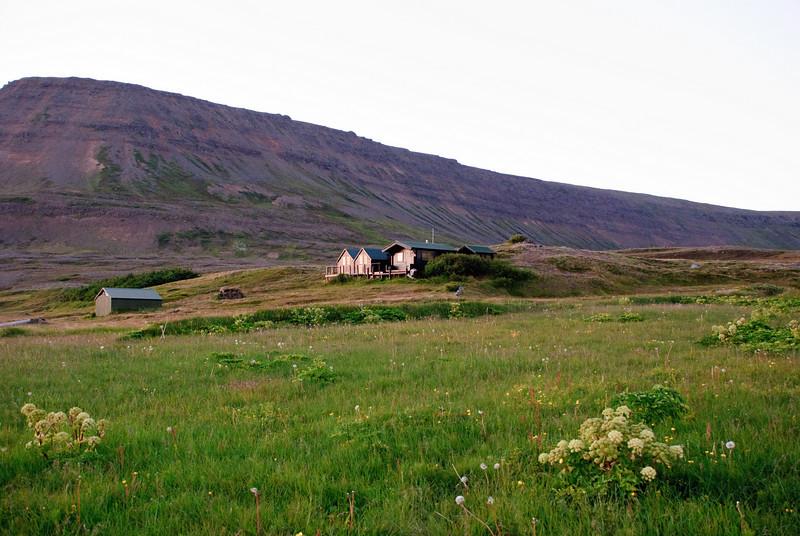 Aðalvík - Þverdalur. Árbær. 2010.