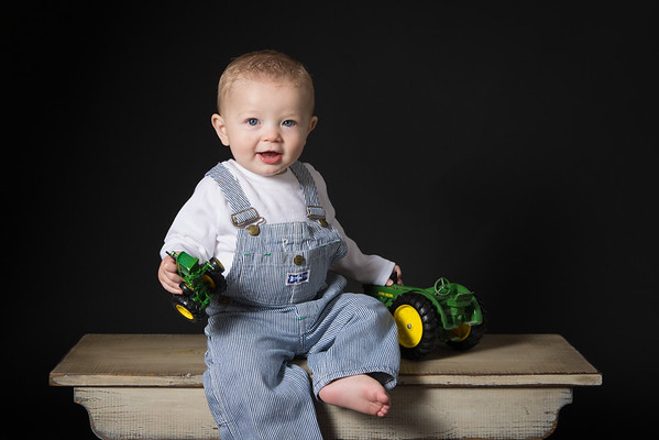 Cohen Potts - 1 Year