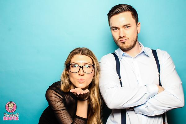 Hannah and Ricardo
