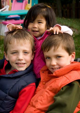 McLaughlin Children