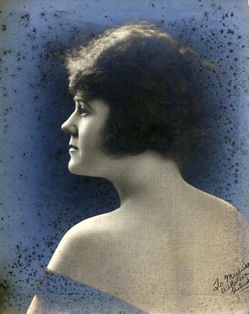 David and Hilie Photos 1911