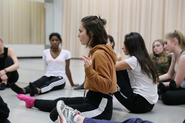 2016-2017 Dance Choreography