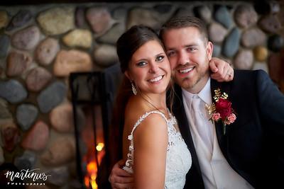 Erica & Taylor Wedding Sneak Peek