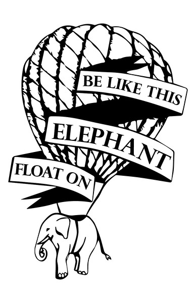 float on - shirt