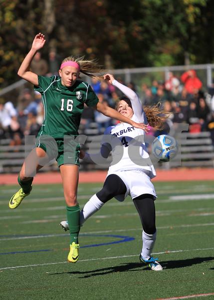 Kinnelon @ Roxbury Girls Varsity Soccer