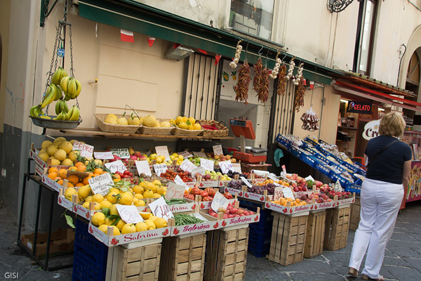 Naples,Amalfi Cost, Italy