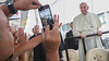 Pope Francis in Rome, Italy