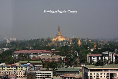 Yangon, it's People & Atmosphere