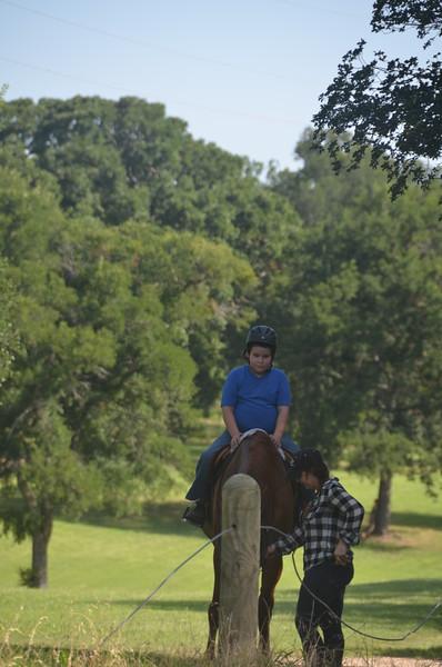 2015 06 28 Jackson on Horseback