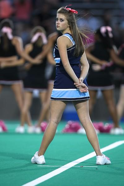 22-Oct-2011 Cheerleaders, Dancers, Band, & Fans