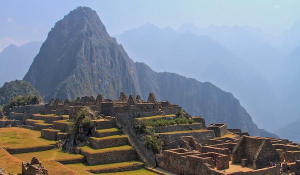 Machu Picchu: η χαμένη πόλη των Ίνκας