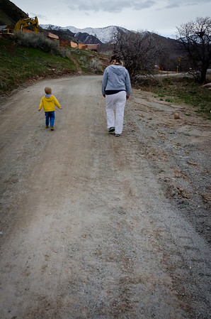 2011-04 - Stroll by Red Butte