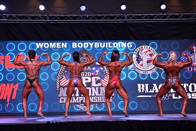 Women's BB Open Lightweight