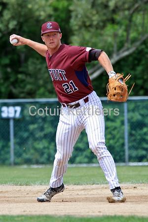 Schroeder, Casey #21, Catcher/Utility, Polk State