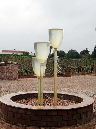Guia, Algarve : the home of Sir Cliff Richard's Vida Nova winery [Vivienne]