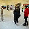 Gibraltar - Mei Posso wins Young Art Competive exhibition