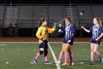 2020-10-26 - FHS Varsity Girls vs. Mansfield