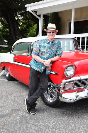 Mr Shuffles 56 Chevy n Dance Troupe