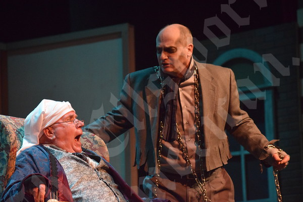 "Grand theater's ""A Musical Christmas Carol"""