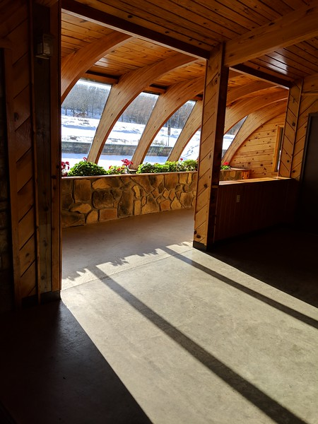 Sun Room at the Lakeside Center