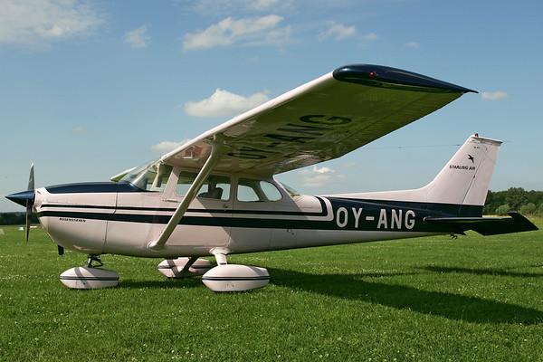 OY-ANG - Reims Cessna F172M Skyhawk