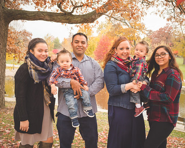 Sanchez Family - November 2018