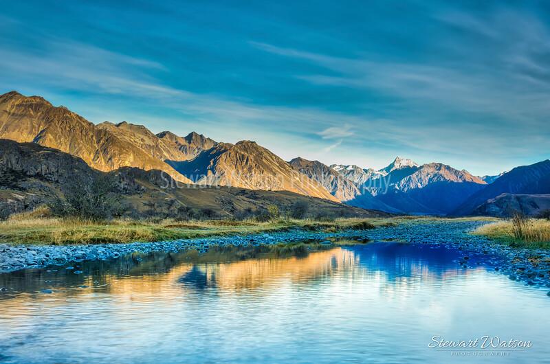 Alpine reflections