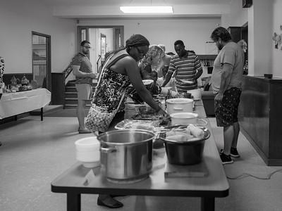 2019 Harvest Supper @ Aurora