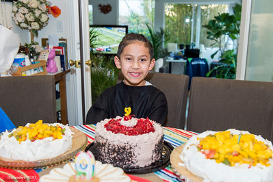 James 9th Birthday