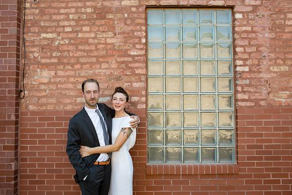 Annie and Mark Wedding
