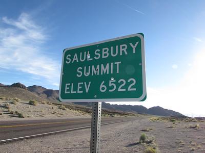 NV- Saulsbury Summit