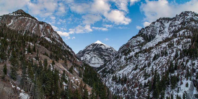 Abrams Mountain Panorama